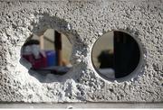Перфоратор — отверстия в бетоне,  установка на бетон,  болгарка 3717099